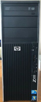HP Z400 WORKSTATION PC Mining Computer Base Virtual Currency Mining