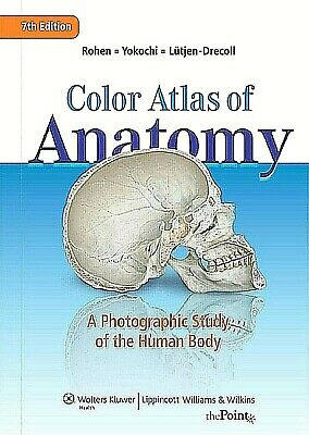 Color Atlas of Anatomy-A Photographic Study of The Human Body-7th edition(eBook)