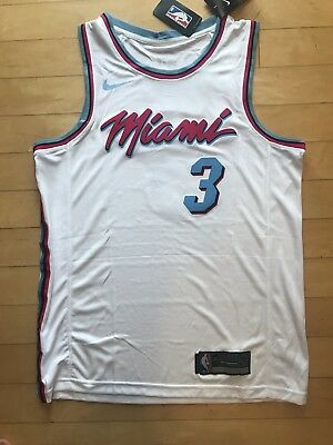 newest collection bc3ef f098c Miami Heat Vice City Jersey Wade - Amnet