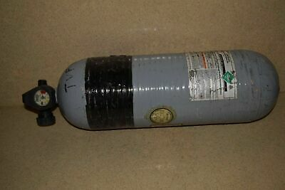 MSA Mine Safety Applianc 7-1008-1 3000PSI SCBA Airtank-FIRE-RESCUE-PAINTBALL-22W