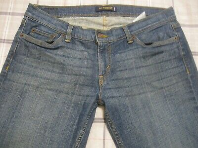 aeb0d17f Levis Jeans 524 13L Skinny Too SuperLow Low Rise Stretch 31 32 Long a3 HOT!