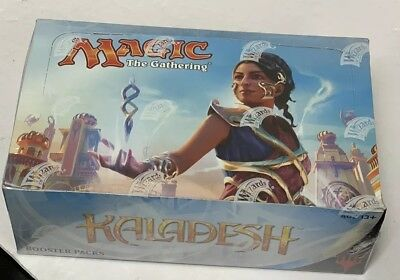 Magic Kaladesh Booster Box English Magic the Gathering Factory Sealed