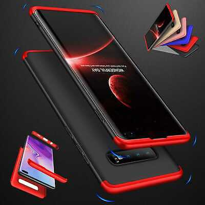 360 Full Cover Hybrid Armor Shockproof Hard Case For Samsung Galaxy S10/S9/Note9