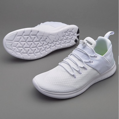 NIKE FREE RN Commuter 2017 Women's Running Shoe 880842 100 White size 7 8 9