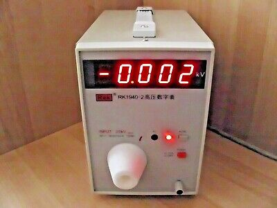 Digital 20Kv Ac/Dc Voltmeter High Volt / Voltage Meter,Monitor,Tester ,110V/220V