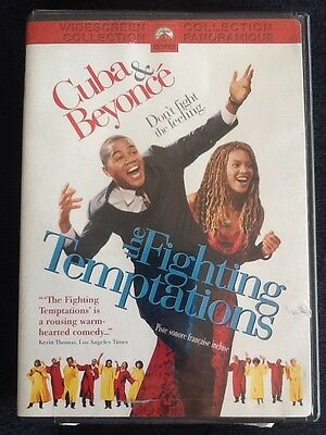 The Fighting Temptations DVD 2003