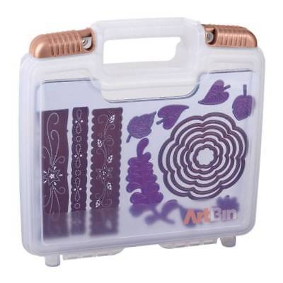 Art Bin Magnetic Die Storage Case W/3 Magnetic Sheets 6978Ab Dies Not Included