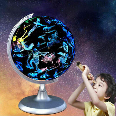 Earth And Constellation Globe Light Up Globe and Star Map, Educational Decorate