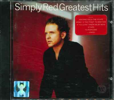 "SIMPLY RED ""Greatest Hits"" CD"