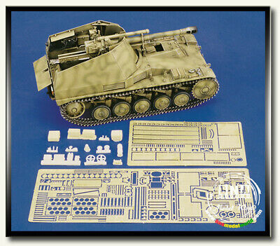 Famo Detail-up Set for Tamiya #35239 Royal Model RM236 1//35 WWII 18t SdKfz.9
