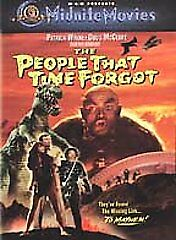 The People That Time Forgot (DVD, 2001) PRE OWNED VERY GOOD CONDITION 1.99 SALE