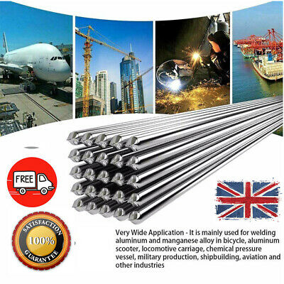 1.6/2mm Easy Aluminum Welding Rods Low Temperature - UK Fast&Free Shipping jih6