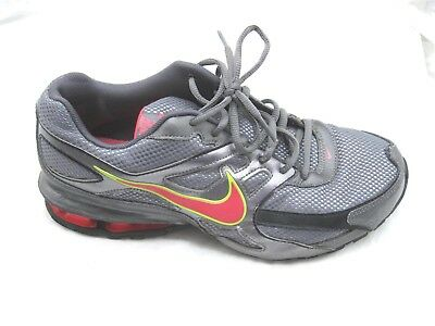 6b96a6a691dd Nike size 10M Reax Dominate gray pink running womens ladies athletic shoes