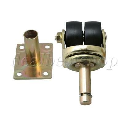 Piano Caster//Wheel for Spinet//Console Back//Rear Vertical