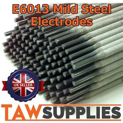 E6013 Mild Steel ARC/STICK Welding Electrodes Rods 2.0 / 2.5 / 3.2 / 4.0 - Hi...