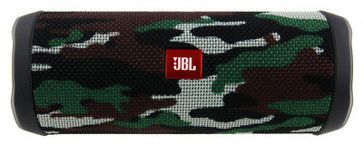 JBL FLIP 4 Bluetooth Lautsprecher Special Edition Squad Camouflage Soundbox