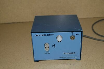 ^^ Hughes Laser Power Supply Model 3599H - No Key