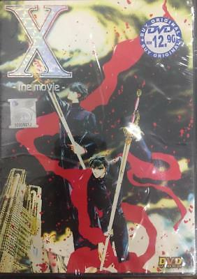 DVD Anime X The Movie English Subtitle + Free Shipping