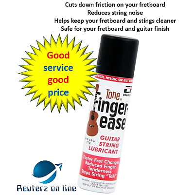 Fingerease Fingerease Guitar String Lubricant Free Shipping Sale