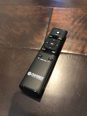 Darbeevision DVP-5000S HDMI Video Processor Remote Control Controller Only