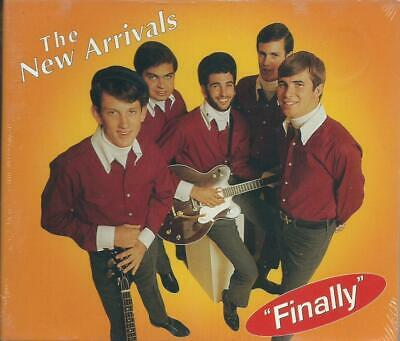 The New Arrivals - Finally San Francisco 65-68 Garage Pop Rarities Sealed Cd