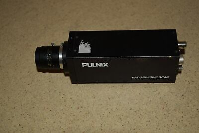 ^^ Pulnix Progressive Scan Tm-9701 Camera (B)