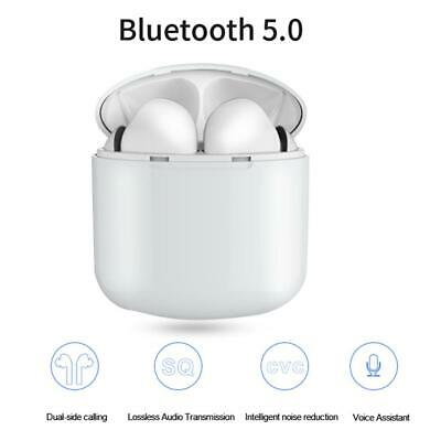 I9X TWS Wireless Bluetooth 5.0 Earbuds Earphone For iPhone IOS Android Headphone