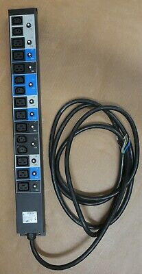 Knurr Di-Strip BladePower 3-Phase Rack Power Distribution Unit PDU 3.630.015.1