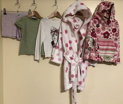 Girls Bundle Of Clothing Age 3-4 Zara Next Gap <D2312