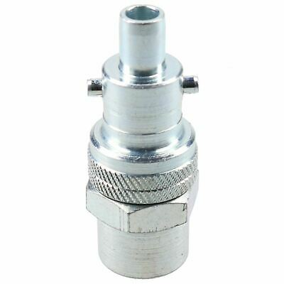 "PCL Instant Air Fitting Swivel Body Male Adaptor 1/4"" BSP Female Thread AA5306"