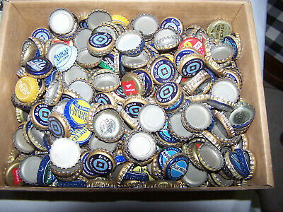 500 Lot Mixed Assortment Beer Bottle Caps Crowns