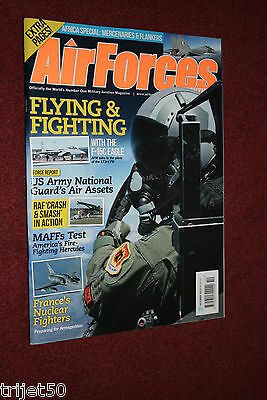Air Forces Monthly 2013 October 173rd FW F-15,MAFFS C-130,Mirage,SAAF,Iran 707