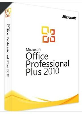 Office Professional Pro 2010|32/64bit|Download & Genuine Key| Lifetime License