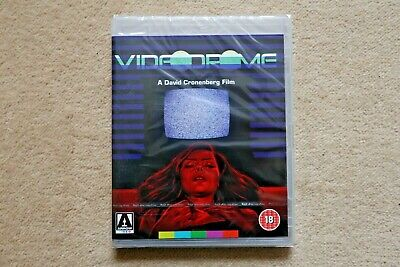 Blu-Ray  Videodrome   ( Arrow )     Brand New Sealed Uk Stock