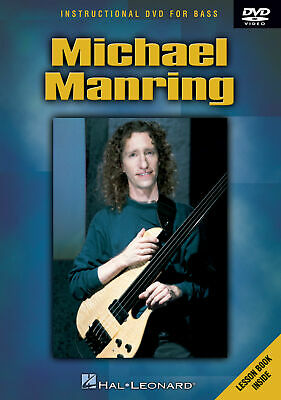 MICHAEL MANRING BASS Lessons Learn How To Play Bass Guitar Music Video DVD  NEW