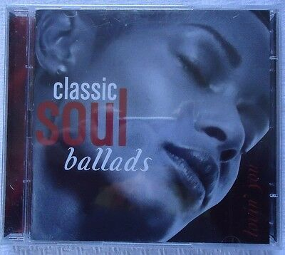 Classic Soul Ballads Lovin' You Cd Time Life Music