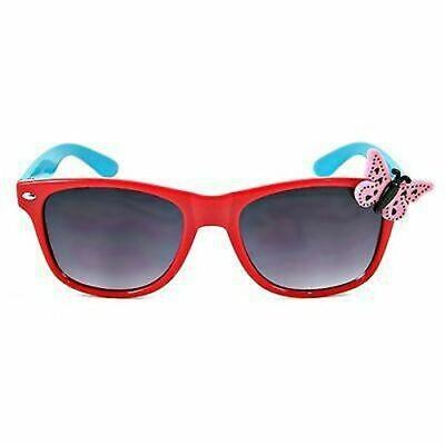 db8b4e140 NWT Cool Kids Sunglasses Children Girls Age 3 Up Ella Butterfly Frame Pink  Red P