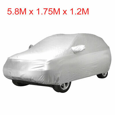 LUXURY HEAVYDUTY FULLY WATERPROOF CAR COVER COTTON LINED VOLVO V60 2010-ON