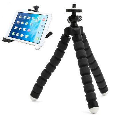 Flexible Tripod Stand Gorilla Mount Monopod Holder Octopus For GoPro Camera