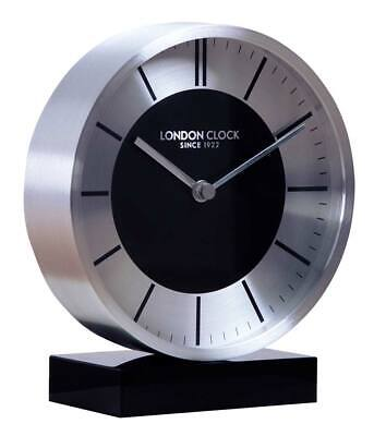 London Clock 03131 - Table Clock - Metal  - Office Clock - New