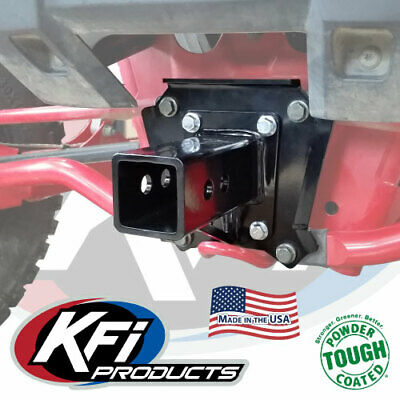 KFI Products 100855 Rear Receiver for Polaris RZR 900 XP