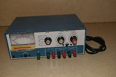 Fluke / Heathkit  Ip-2 Tri-Power Supply (Bb)