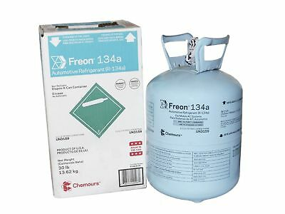Chemours/DuPont Suva 134a 30lbs Can Refrigerant/Freon (R-134a) Factory Sealed