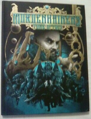 Dungeons and Dragons Mordenkainen's Tome of Foes Limited Edition