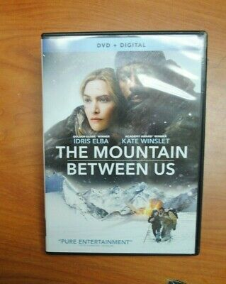 The Mountain Between Us DVD, 2017