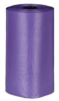 Lavender Trixie Dog Dirt Bags 20 Dog Poo Bags On A Roll Multi Buy Scented 22839