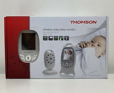 Thompson Wireless Video Baby Monitor