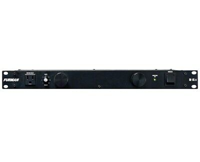 Furman M-8Lx 15 Amp AC Power Conditioner for Rack Mount System M8LX PROAUDIOSTAR