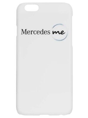 Mercedes-Benz Mercedes Me Funda para Iphone 6 Blanco Plástico