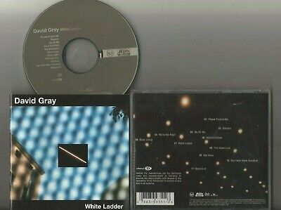 David Gray - White Ladder CD 2000 ATO US 11 tracks Enhanced Please Forgive Me  D